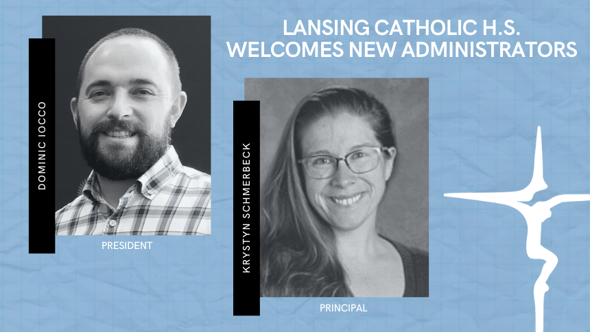 LCHS Announces Two New Administrators